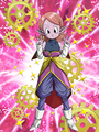 Dokkan Battle Lord of Time Supreme Kai of Time card (Xenoverse - Supreme Kai of Time Chronoa SR-SSR)