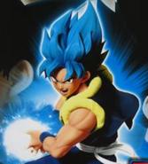 Fusione Goku-Spettatore SSB