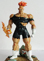 Recoome resin statue d