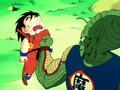 Son Gokû vaincu par Piccolo Daimao
