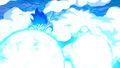 Goku Krillin Combined Kamehameha