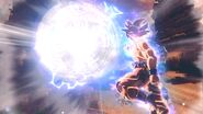 Goku Perfección de la Doctrina Egoísta Técnica 2 XV2