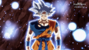 Son Goku Doctrina egoísta SDBH Anime