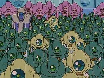 Machines Mutantes