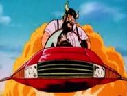 Deslizador de Ox Satan