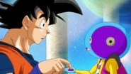 Goku y Zen-chan