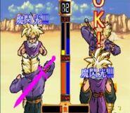 Trunks vs Gohan Dragon Ball Z V.R.V.S