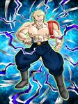 Dokkan Battle Dogged Pursuit General Blue card