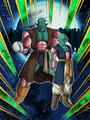 Dokkan Battle In the Name of Survival Saonel & Pirina card