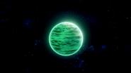 Planeta Tritek en Kakarot