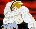 Frieza Defeated!! - Goku slaps Frieza