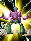 Dokkan Battle Unquenchable Ambition Machine Pilaf card (Pilaf Gang)