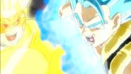 Gogeta Azul vs Hearts SDBHUVM12