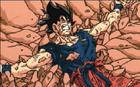 Goku defaeted by frieza