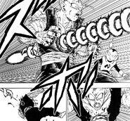 Molo sconfigge Piccolo