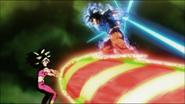 Goku Doctrina egoísta Kamehameha 2