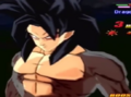 SS4 Goku color 2