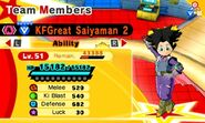 KF Great Saiyaman 2 (SS Future Trunks Super)