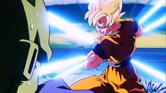 Dragon Ball Z épisode 199