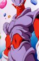 Fusion Reborn - Janemba stares Veku
