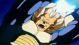 Ataque de energía saiyano
