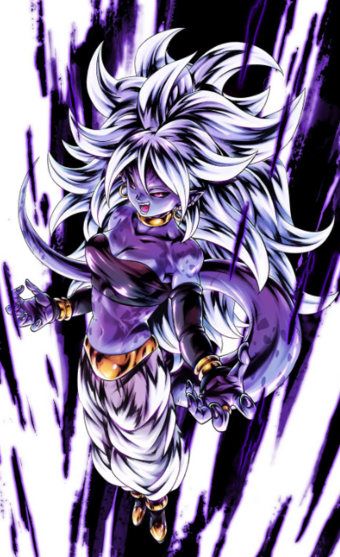 Android 21 Dragon Ball FighterZ  The Android Battles Android 21 Transformed
