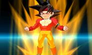KF SS4 Goku (Bardock)