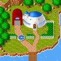 LoG3 - Goku's house