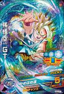 Goku gt ssj-DB heroes