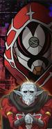 Rey de la Máscara Oscura Mechikabra V-JUMP