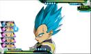 Vegeta (Whis Gi) turns Super Saiyan Blue