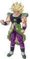 Broly (DBS - Super Saiyan)