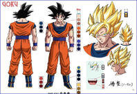 Dragonheroes goku big