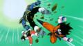 Ginyu Assault - Goku kick