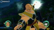 Raging Blast Napa Poder