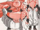 Transformaciones de Majin-Boo