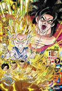 Goku GT-DB heroes