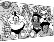 Equipo Universo 10 Manga