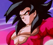 Super Saiyan 4-3