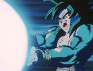 Goku S4UMP Kamehameha
