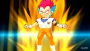 KF SSG Goku (SSB Vegeta)