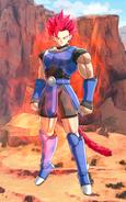 Shallot Super Saiyano Dios