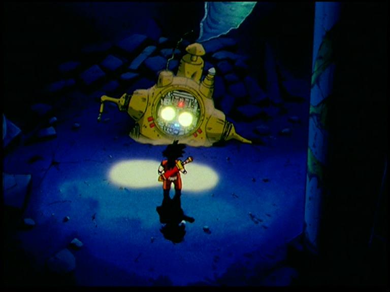 Dragon Ball Z épisode 009