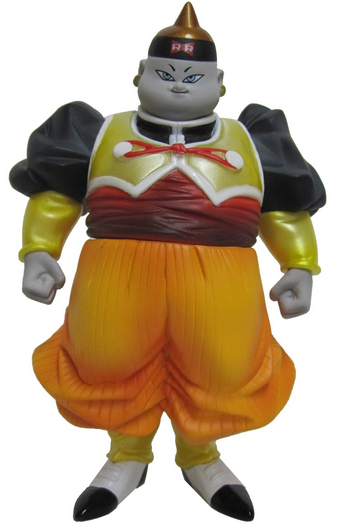 Dragonball Dragon ball Z Kai 02 DG Digital Grade Figure Figurine Android 19