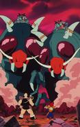 Arlia Giant Bugs