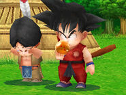 Dragon Ball Origins 2 - NDS - 3