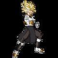 Vegeks - Xeno (Super Saiyan) (Artwork)