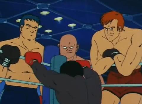 Boxeadores Profesionales