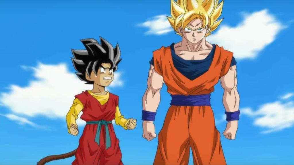 Dragon Ball Heroes/Trailers