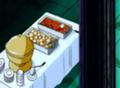 Mesa de banquete del castillo de la reina Mei